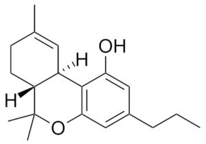 Tetraidrocannabivarina (THCV)