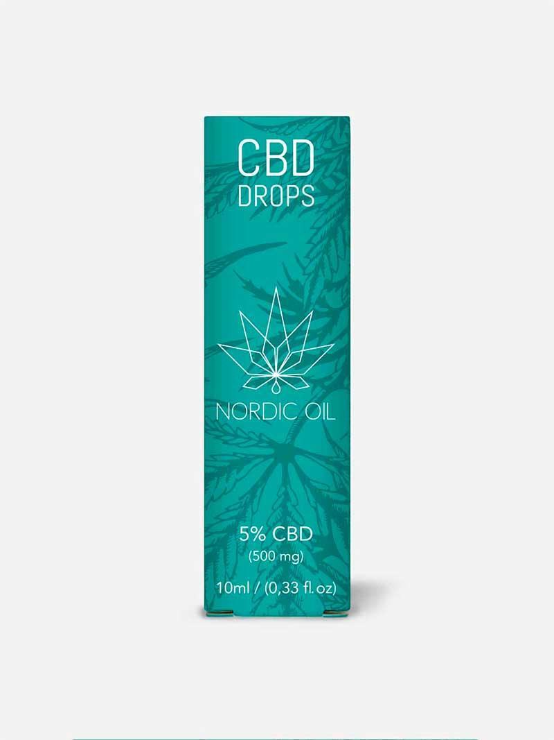 Olio CBD 5%